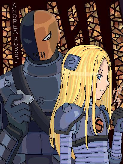 Slade and Terra