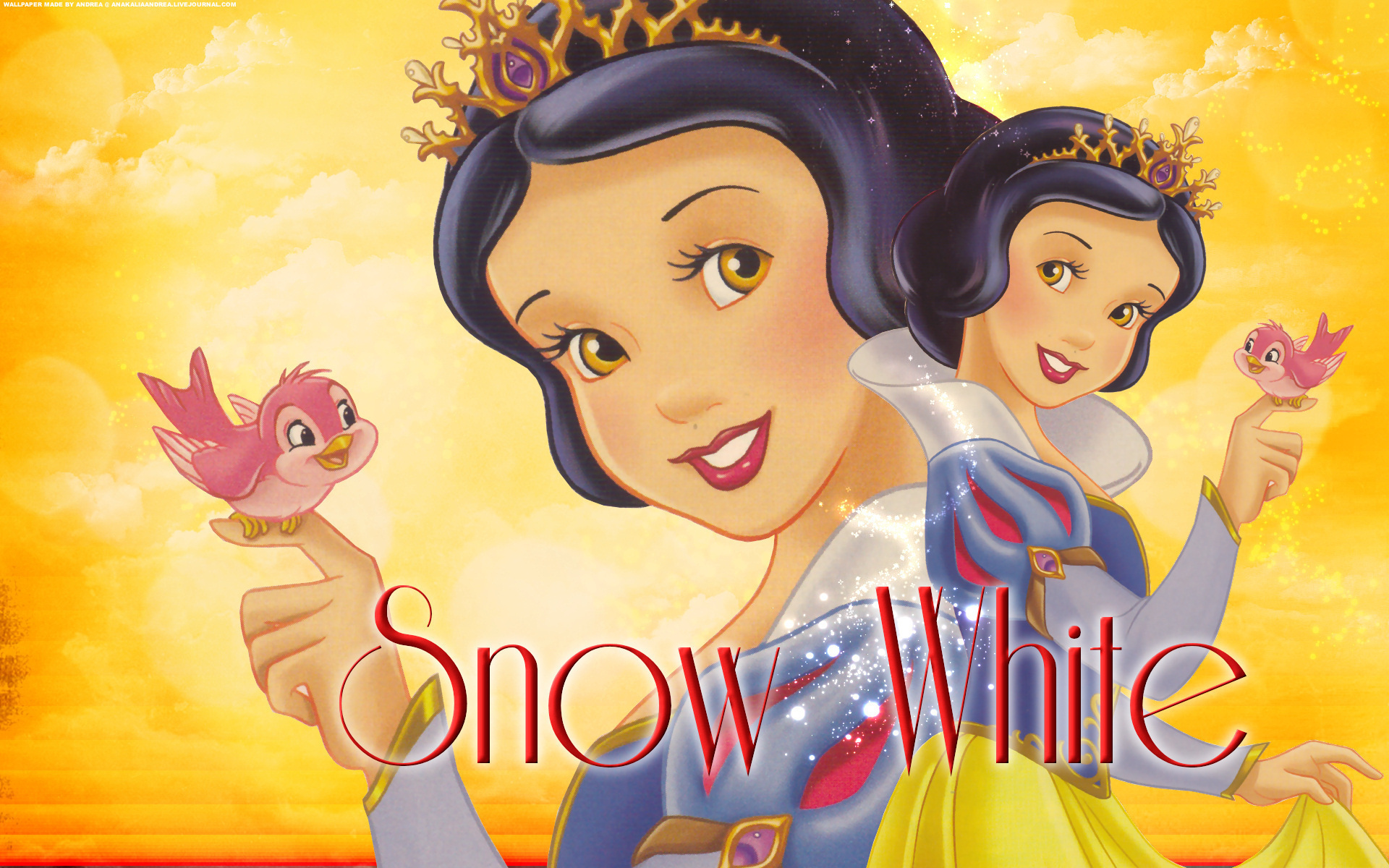 ��� ������ Snow-White-disney-pr