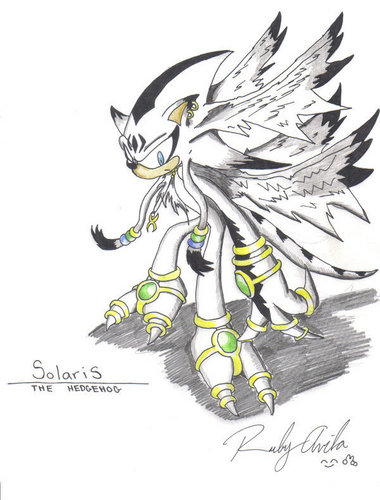 Solaris the Hedgehog
