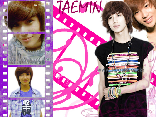 Taemin - shinee Wallpaper