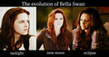 The Evolution Of Bella - twilight-series photo