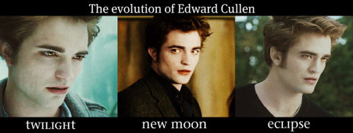 The Evolution Of Edward