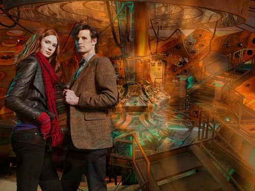 doctor who fondo de pantalla called The New Tardis Team