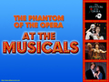 The Phantom Of The Opera At The Musicals - the-phantom-of-the-opera wallpaper
