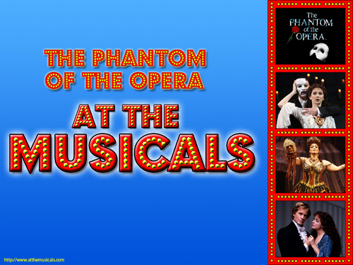 The Phantom Of The Opera At The vichekesho vya muziki
