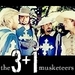 The Three Musketeers (1993) - the-three-musketeers icon