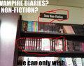 The Vampire Diaries – Non-fiction?!