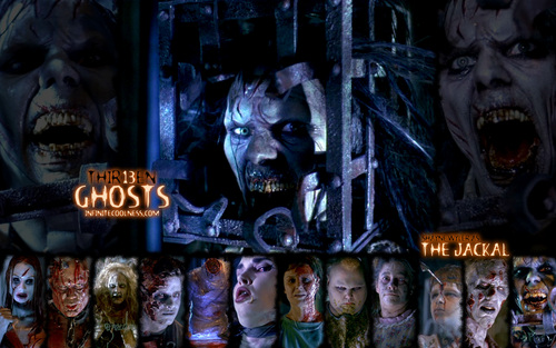Horror films achtergrond entitled Thirteen Ghosts