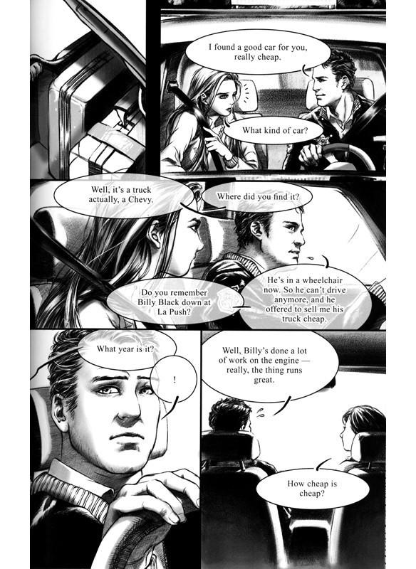 Twilight:Graphic Novel
