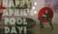 Wilson April's Fool!