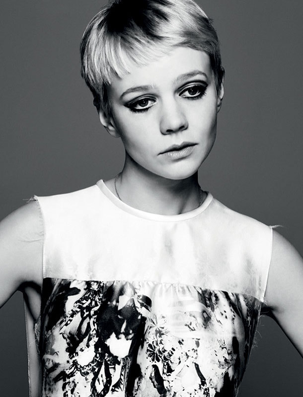 Wonderland magazine 20... Carey Mulligan
