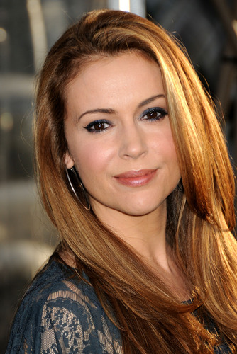 alyssa-Clash of the Titans Premiere - alyssa-milano Photo