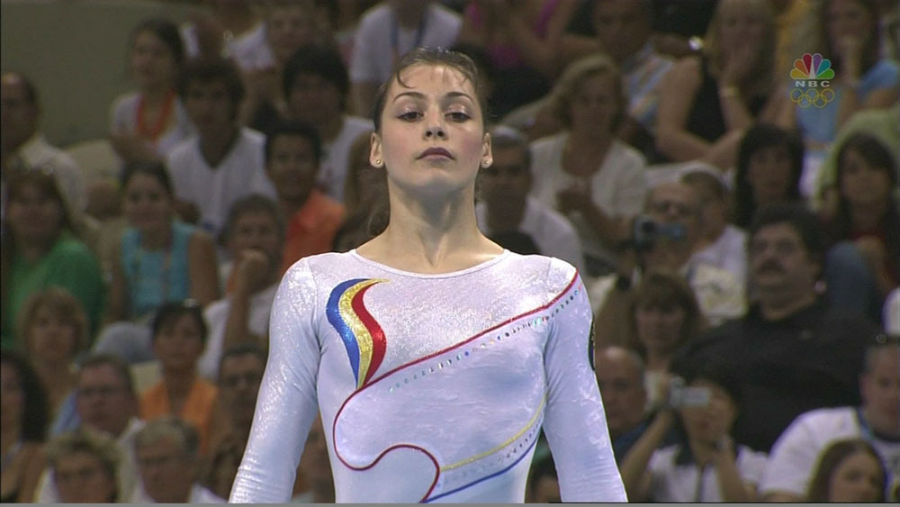romania gymnasts nude