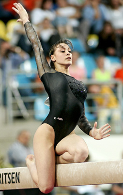 catalina ponor - gymnastics Photo