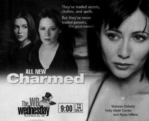 Charmed promo from season 1