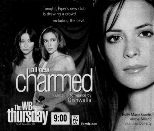 charmed promo from season 2