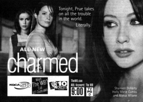 charmed promo from season 3