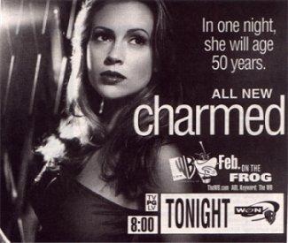 Charmed –Zauberhafte Hexen promo from season 4