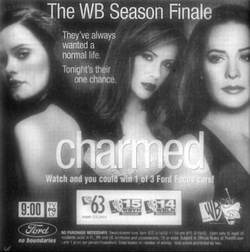 Charmed promo from season 4