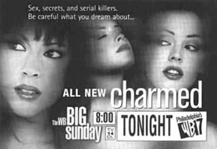 Charmed –Zauberhafte Hexen promo from season 5