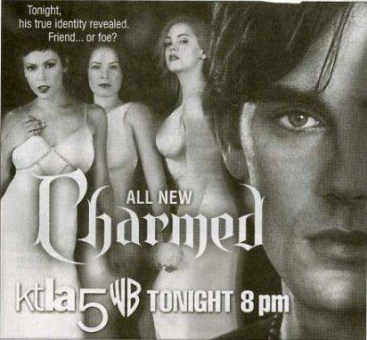 Charmed –Zauberhafte Hexen promo from season 6