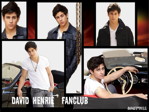 david henrie fanclub