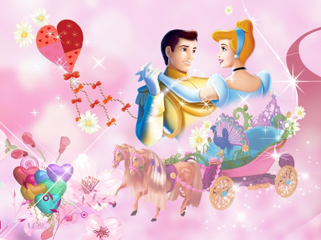 Cinderela Cartoon Disney Wallpaper