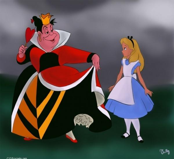 Alice In Wonderland Fanpop: Classic Disney Photo (11240685)