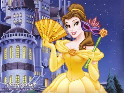 classic disney wallpaper called Belle