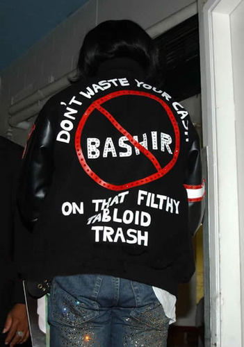 don't waste your cash bashir