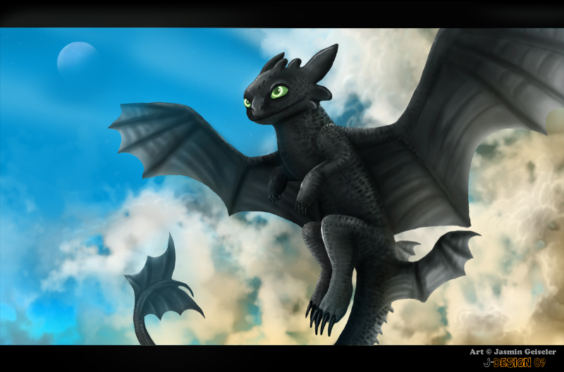 how to trainyour dragon