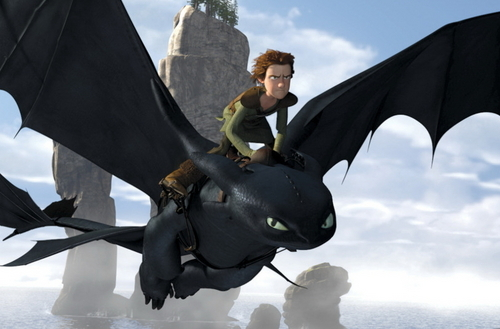 dragons - how-to-train-your-dragon Photo