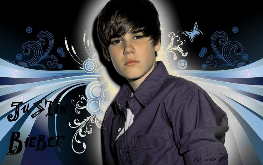 Notebook Justin Bieber Desktop Wallpaper