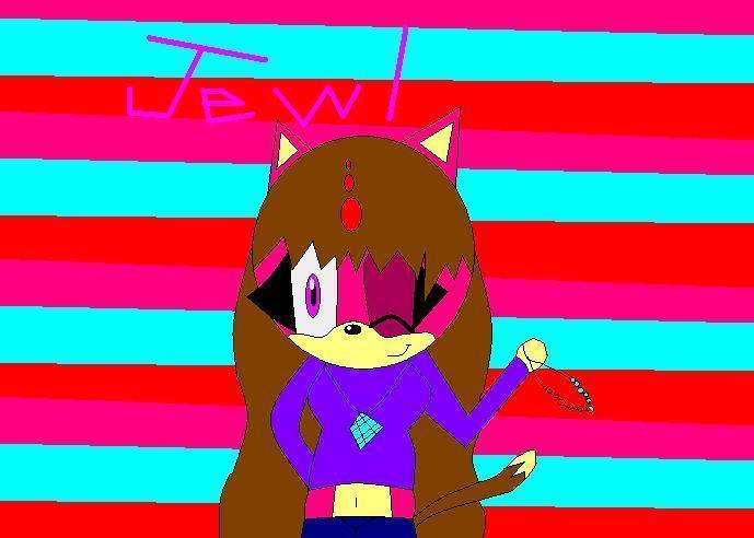 jewl the cat