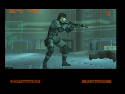 Raiden Mgs2 Hd Metal Gear Solid image...