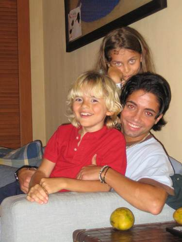 prince,paris and omer <3