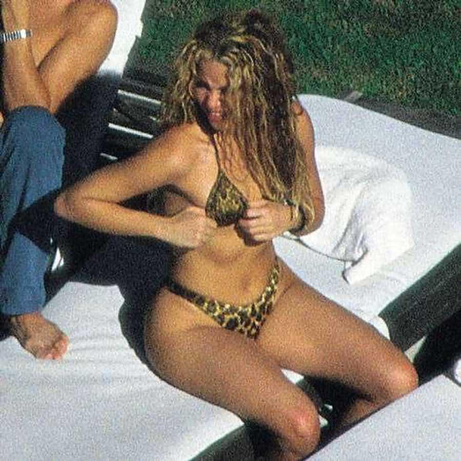 bikini de de foto shakira