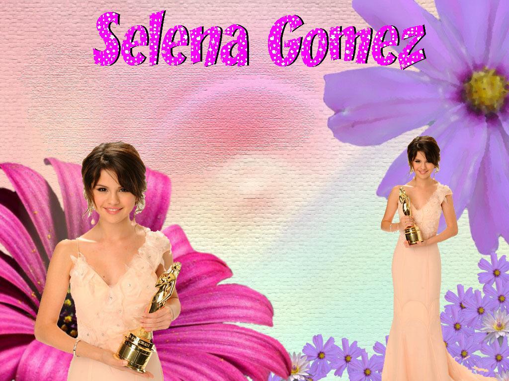 shinee - selena-gomez wallpaper