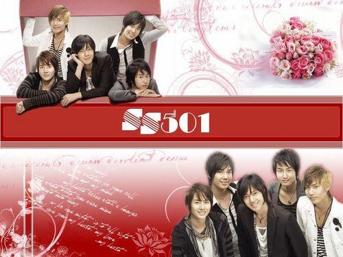 ss501 वॉलपेपर