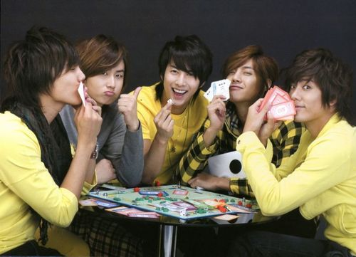 SS501 wallpaper titled ss501 wallpaper