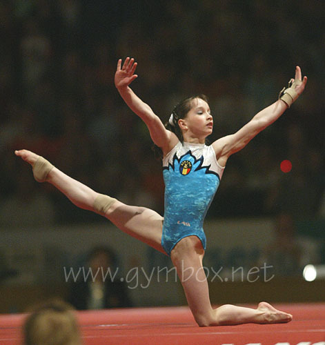 Gymnastics 바탕화면 titled steliana nistor