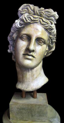 Greek Mythology wallpaper entitled the Greek god Apollo god of the sun