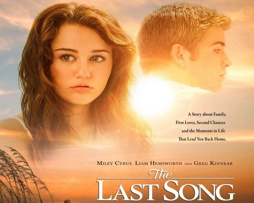 The Last Song wallpaper entitled the last song