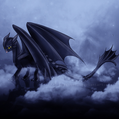 Toothless Wallpaper: Toothless The Dragon Images Toothless HD Wallpaper And