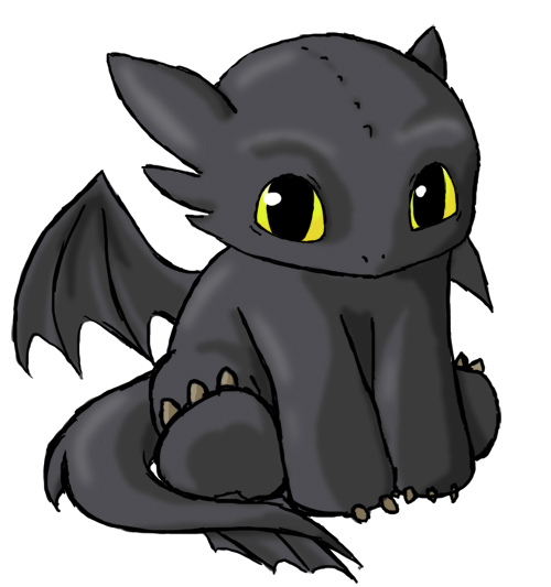 Cute Dragon Cartoon Pictures To Pin On Pinterest