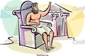 zues - greek-mythology fan art
