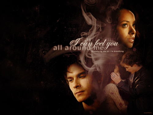 """All Around Me"" -- fondo de pantalla"