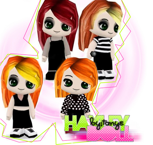 .Dolls hayley