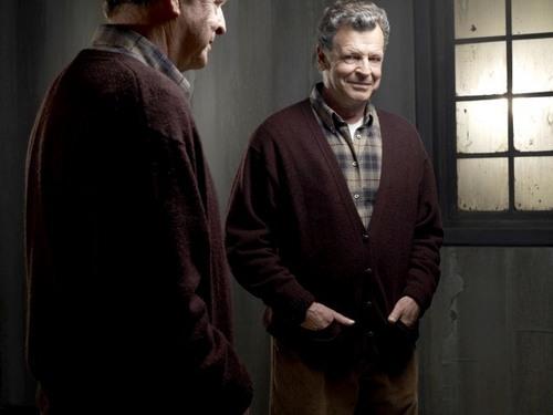 Walter Bishop ~ 'Fringe' Promotional Photoshoot for Season 2