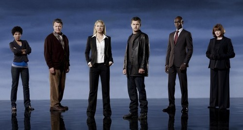 Cast of 'Fringe' Promotional Photoshoot for Season 2